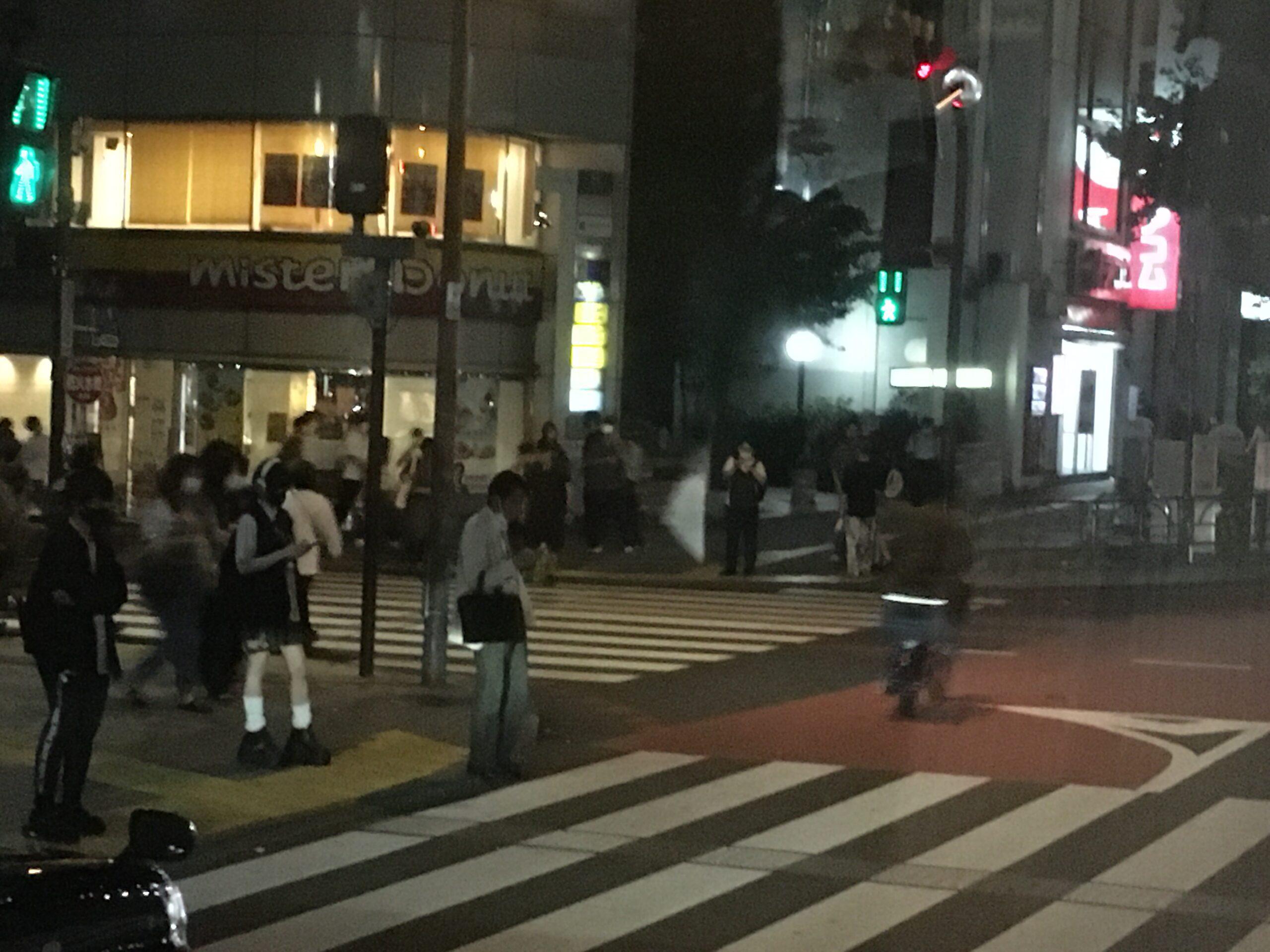 Tokyo, giorno 3