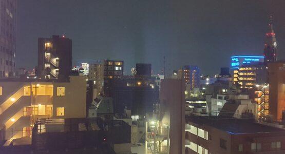 Tokyo, giorno 1